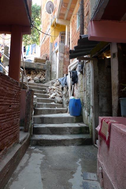 El teleférico ha cambiado la vida de muchos en la favela