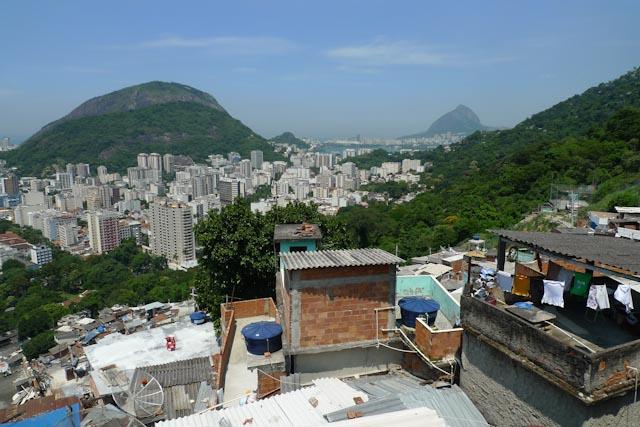 Las vistas desde mi terraza