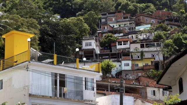 Tiros en Chapéu Mangueira