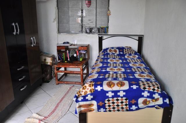 Mi cuarto en Dona Marta