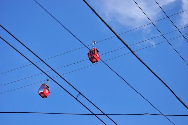 El teleférico está inspirado en una iniciativa de Medellín