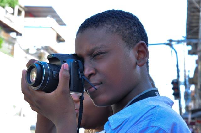 El fotoclub pretende estimular el interés hacia la fotografía entre los moradores