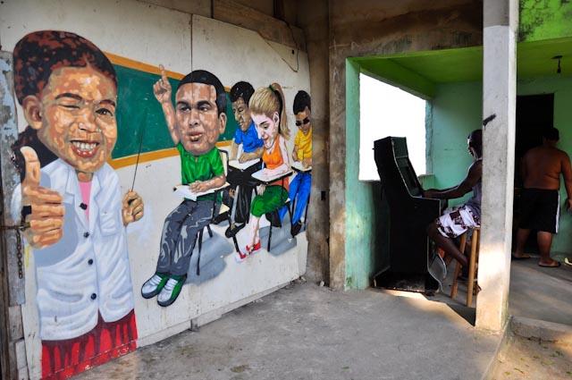Fue el santuario de la violencia en Rio