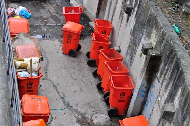 La empresa eléctrica está impulsando un programa de reciclaje