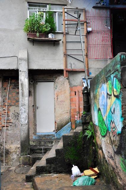 De la favela al estrellato