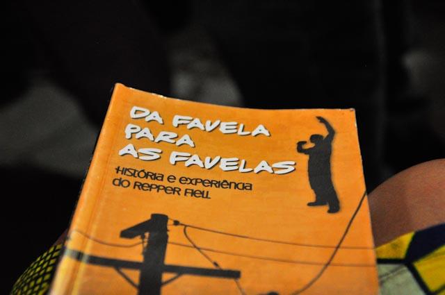 Fiell es autor del libro 'De favelas para as favelas'