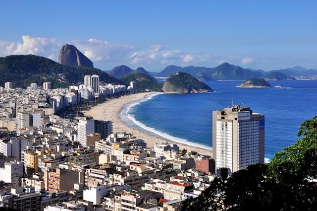 Las vistas desde las favelas son muy cotizadas