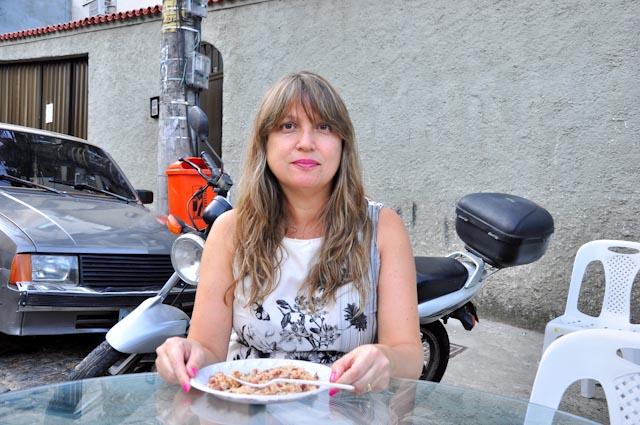 Mónica Rodrigues es la antropóloga que creó el Rio Top Tour