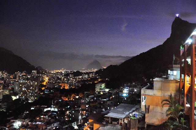Anochece en Santa Marta