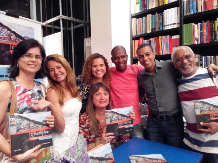 Los guías turísticos de Santa Marta y sus mentores