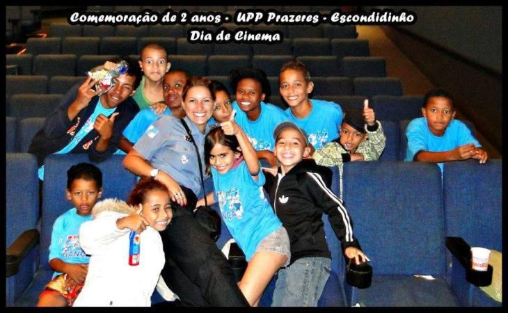 Juliana UPP 8